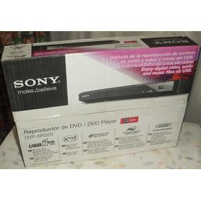 Dvd Player (reproductor De Dvd) Sony Nuevo