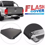 Lona Estructura De Aluminio Flash Cover Force Vw Amarok