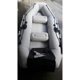 Bote Inflable Auxiliar Y Pesca 3 Personas