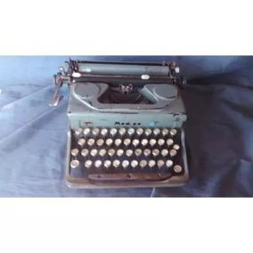 Máquina De Escrever Everest Antiga Mod 90 Frete Grátis