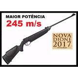 Espingarda Pressao Rossi Nova Dione 4.5mm 3ºger - Ñ Jade Cbc