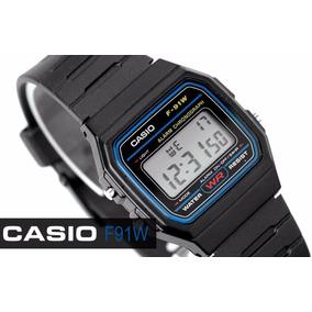 Reloj Casio F-91 Original... No Copias!! Envíos Nacionales.