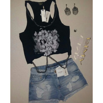 Shorts Jeans - Dimy