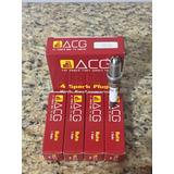 Bujias Marca Acg 3 Electrodos/contactos Importadas-usa !