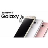 Samsung Galaxy J5 2016 4g Celular Wifi Libre 13mp 16gb J510