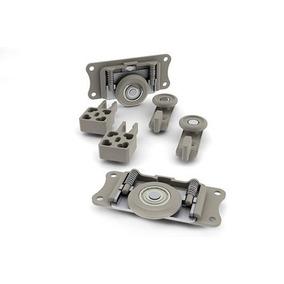 Roldana Ro-47 Para Portas De Correr De Aluminio Ou Madeira