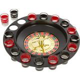 Ruleta Shot Casino 16 Vasos Juego Para Fiestas Bar Navidad