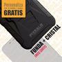 Funda Protector Uso Rudo + Cristal Samsung S4 Mini I9195
