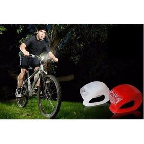 2 Luces Led Traseras Delanteras Frontal Stop Para Bicicleta