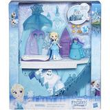 Disney Princesa Frozen Castillo De Elsa Litlle Kingdom