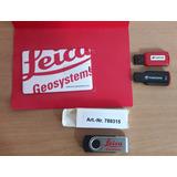 Memoria Usb Leica Y Topcon P/estacion Total Leica/topografia