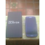 Samsung Galaxy S 3 Grande Impecable Como Nuevoooo