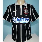 Camisa Do Corinthians Ronaldo N°9 Original Tamanho P Leilao ... 6752f733f8b2c