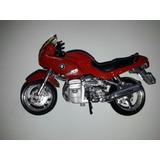 Miniatura Moto Bmw R1100 Rs Maisto Metal Escala 1:18