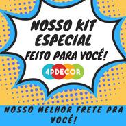 Kit Especial Pétalas Motoboy