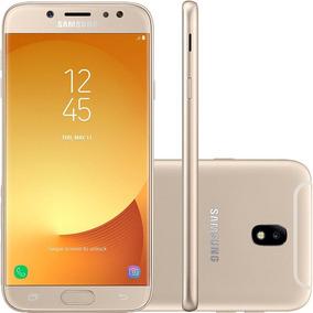 Smartphone Samsung Galaxy J7 Pro 64gb Dual Chip 4g Dourado
