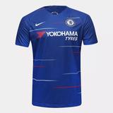 c567e6fad4 Camisa Chelsea 100 Anos Importada - Camisas de Times Ingleses de ...