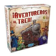 Aventureros Al Tren - Ticket To Ride - Juego Familiar