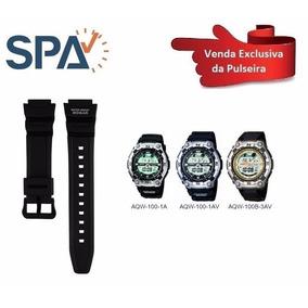 Pulseira Relógio Casio Aqw-100 100% Original 2