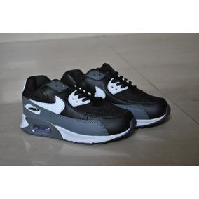 a90c6b148accd Kp3 Zapatos Nike Air Maz 90 Y Negro - Zapatos Deportivos en Mercado ...
