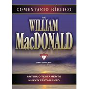 Comentario Bíblico De William Macdonald, Estudio
