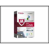 Mcafee Antivirus Lifesafe 1 Año Celular Laptop Pc Tablet Ios