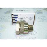 Valvula Check Compresor Frenos Aire 1/2 X 1/2