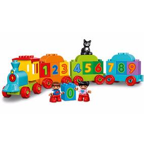 Lego Duplo Tren De Numeros 10847