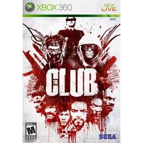 Jogo The Club Xbox 360 X360 Original Game Frete Grátis!