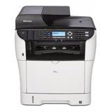 Fotocopiadora Multifuncional Ricoh Sp-3510sf Seminueva