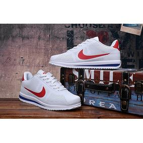 Nike Air Cortez Ultra Moire Blanco Rojo
