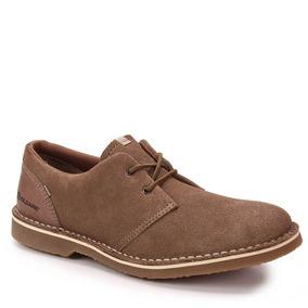 Sapato Casual Masculino Kildare Bk - Taupe