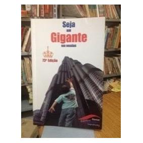 Livro Seja Um Gigante Em Vendas 73ª Edição Itamar Fernandes