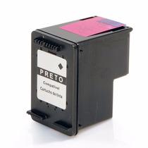 Cartucho Para Hp D110a D2660 F4440 D2530 Preto Compatível