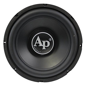 Audiopipe 15 Woofer Dual 4 Ohm 1800w Max By Audiopipe