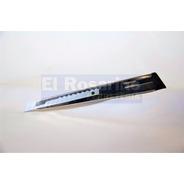 Cutter Trincheta T9 Extra Chato Metalico X Unid Leader Art