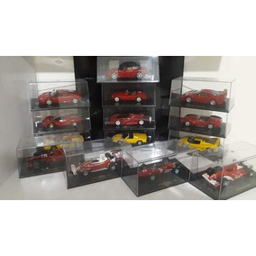 Coleção Mini Ferrari Escala 1:43 / Sao 24 Carrinhos