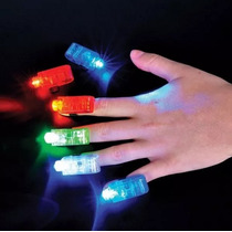 Dedos Luminosos Para Fiestas Piñatas Bodas Eventos A Buen $$