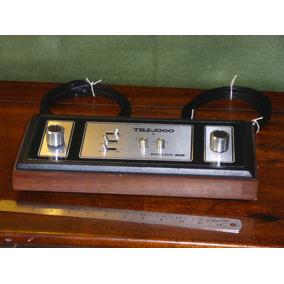Tele Jogo Philco Ford Anos 70 C/caixa Original