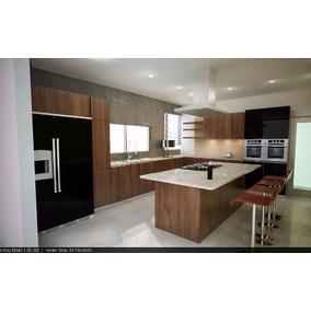 Cocinas Integrales Sobre Diseño Pida Su Cotizacion!!