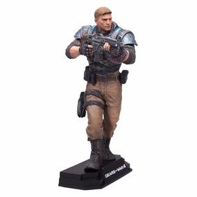 Boneco Color Tops Mcfarlane Gear Of War 4 - Jd Fenix
