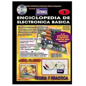 Enciclopedia De Electrónica Básica Completo 6 Tomos - Pdf