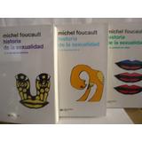 Historia De La Sexualidad.m Foucault.1,2 Y 3.rosario