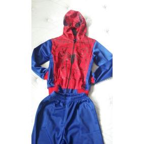 Pants Disfraz De Hombre Araña Talla 12 Años Super Heroes