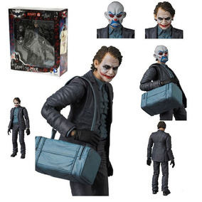 Mafex Joker Bank Robber 015 Batman The Dark Knight