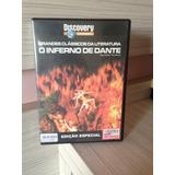 Dvd O Inferno De Dante Grandes Clássicos Da Literatura