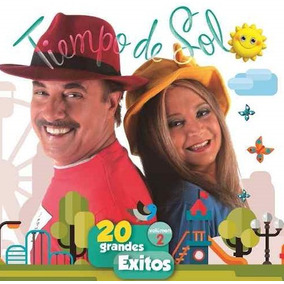 Cd Oficial Duo Tiempo Del Sol - 20 Grandes Exitos Vol. 2