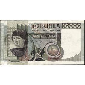 Grr-billete De Italia 10,000 Liras 1976