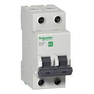 Interruptor Aut. Termomagnético Easy9 Bipolar 10a Curva C
