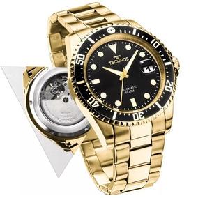 52c2ec46f45c9 Relogio Technos Masculino Automatico - Relógio Technos Masculino no ...